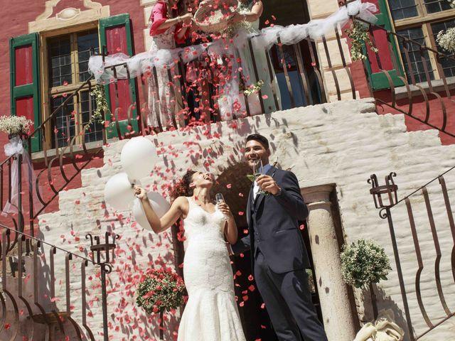 Il matrimonio di Natalia e Francesco a Cento, Ferrara 89