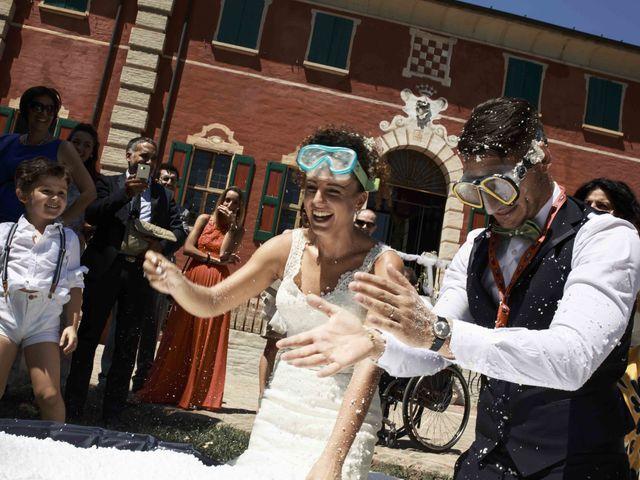 Il matrimonio di Natalia e Francesco a Cento, Ferrara 95