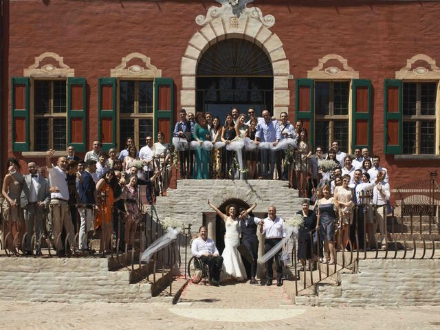 Il matrimonio di Natalia e Francesco a Cento, Ferrara 103