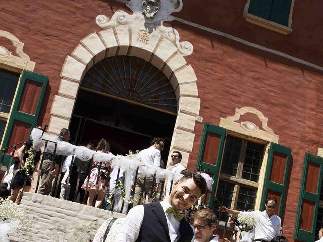 Il matrimonio di Natalia e Francesco a Cento, Ferrara 104