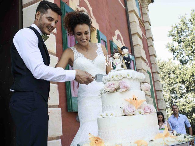 Il matrimonio di Natalia e Francesco a Cento, Ferrara 105