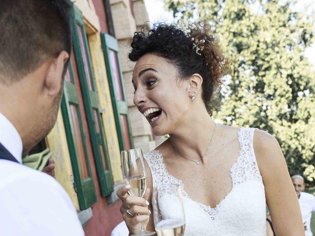Il matrimonio di Natalia e Francesco a Cento, Ferrara 108