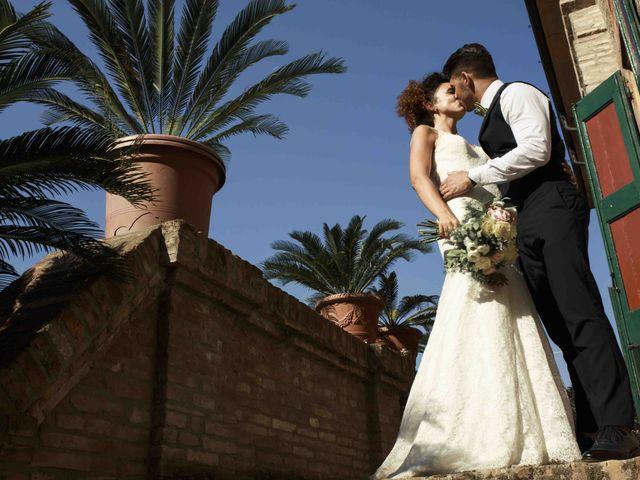 Il matrimonio di Natalia e Francesco a Cento, Ferrara 110