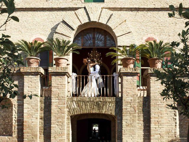 Il matrimonio di Natalia e Francesco a Cento, Ferrara 111