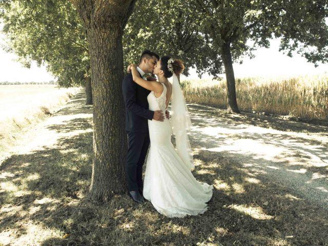 Il matrimonio di Natalia e Francesco a Cento, Ferrara 115