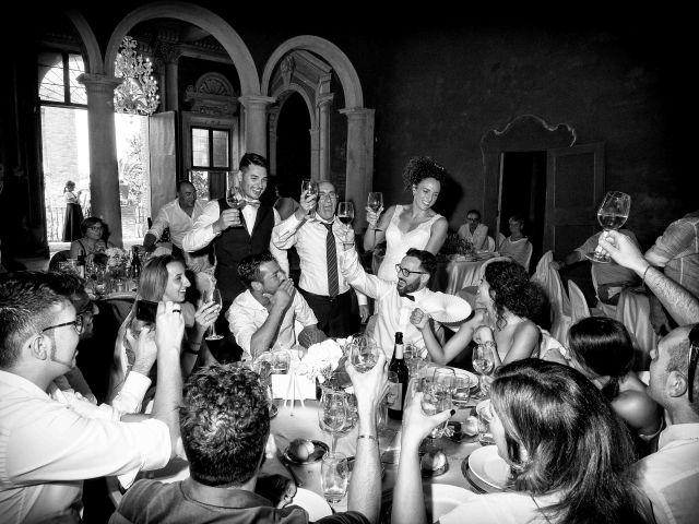 Il matrimonio di Natalia e Francesco a Cento, Ferrara 120