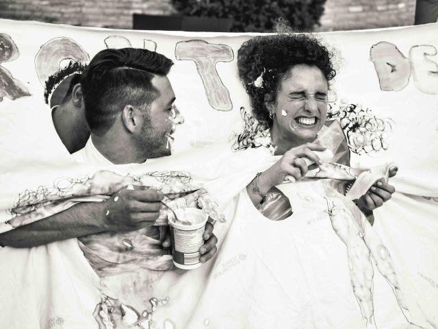 Il matrimonio di Natalia e Francesco a Cento, Ferrara 121