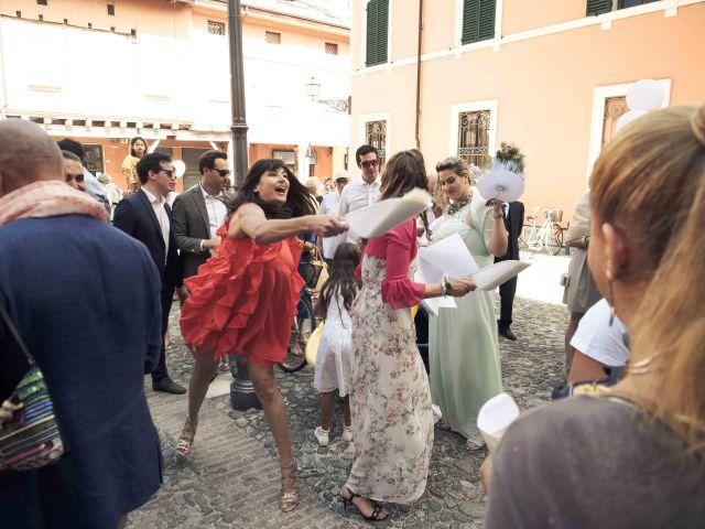 Il matrimonio di Natalia e Francesco a Cento, Ferrara 127