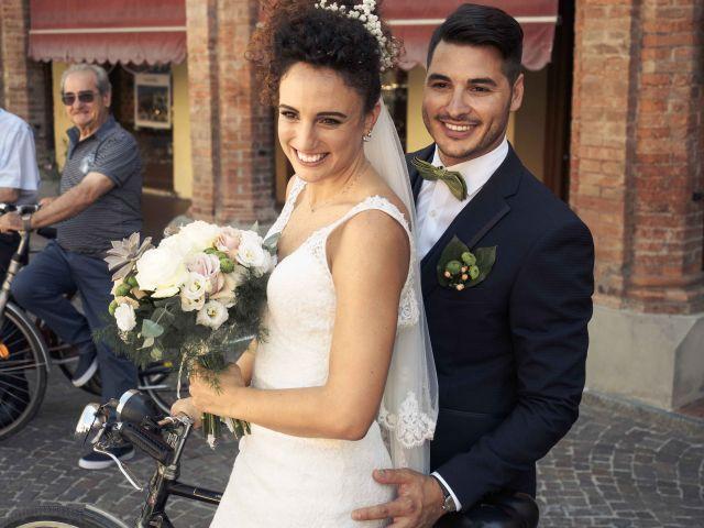 Il matrimonio di Natalia e Francesco a Cento, Ferrara 129