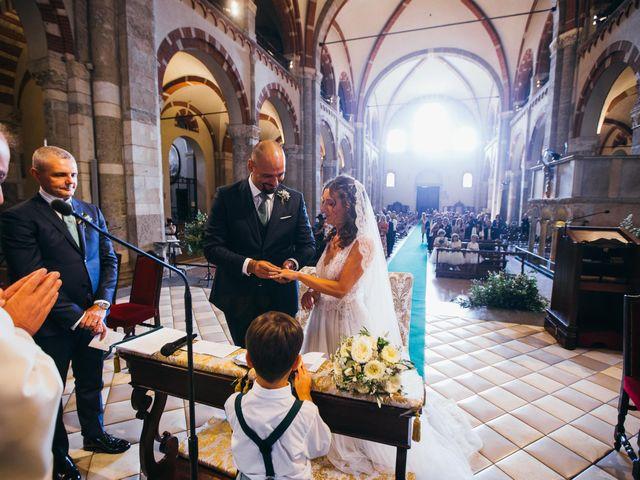 Il matrimonio di Reda e Stefania a Lecco, Lecco 17