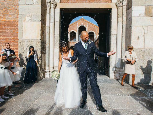 Il matrimonio di Reda e Stefania a Lecco, Lecco 20