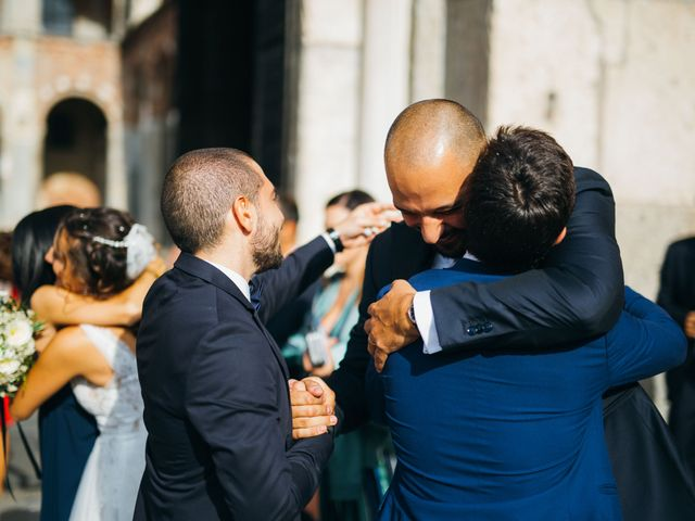 Il matrimonio di Reda e Stefania a Lecco, Lecco 22