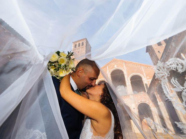 Il matrimonio di Reda e Stefania a Lecco, Lecco 24