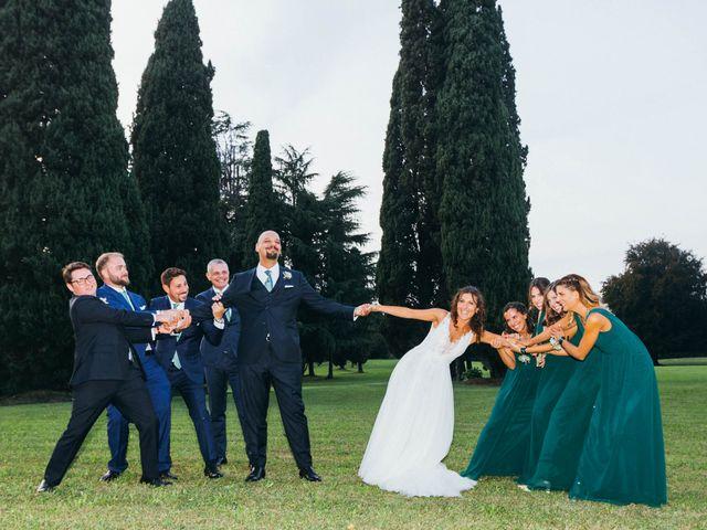 Il matrimonio di Reda e Stefania a Lecco, Lecco 27