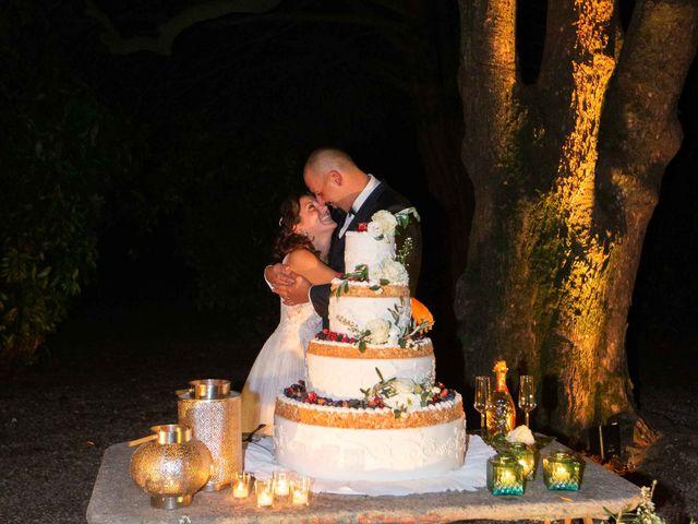 Il matrimonio di Reda e Stefania a Lecco, Lecco 34