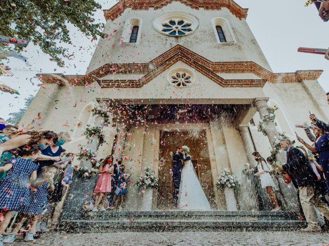 Il matrimonio di Romina e Marco a Gazzada Schianno, Varese 1
