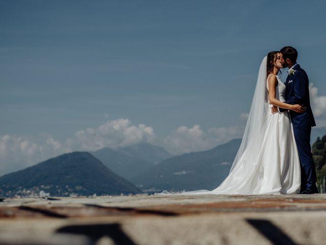 Il matrimonio di Romina e Marco a Gazzada Schianno, Varese 3