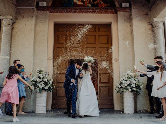 Il matrimonio di Romina e Marco a Gazzada Schianno, Varese 12