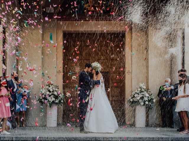 Il matrimonio di Romina e Marco a Gazzada Schianno, Varese 13