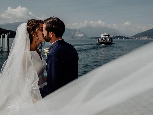 Il matrimonio di Romina e Marco a Gazzada Schianno, Varese 14