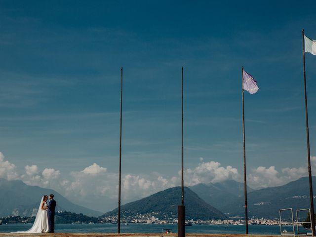 Il matrimonio di Romina e Marco a Gazzada Schianno, Varese 2