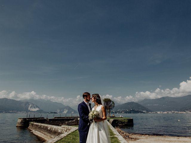 Il matrimonio di Romina e Marco a Gazzada Schianno, Varese 17