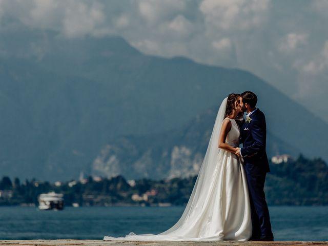 Il matrimonio di Romina e Marco a Gazzada Schianno, Varese 18