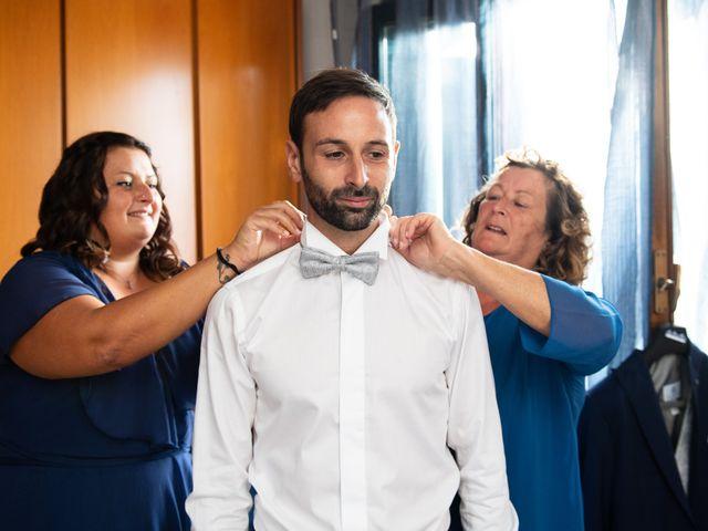 Il matrimonio di Romina e Marco a Gazzada Schianno, Varese 21