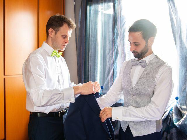 Il matrimonio di Romina e Marco a Gazzada Schianno, Varese 24