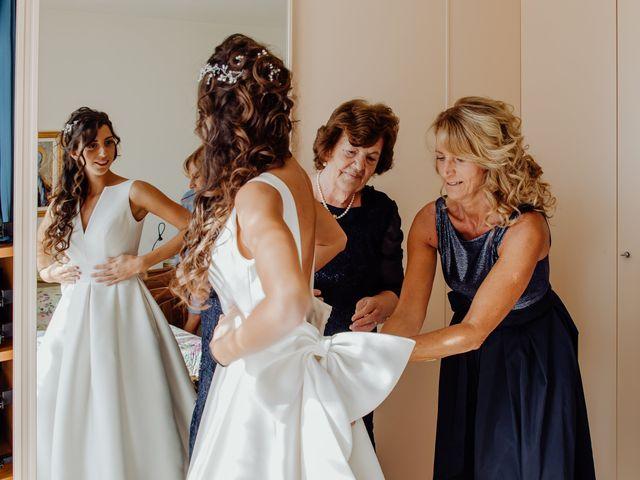 Il matrimonio di Romina e Marco a Gazzada Schianno, Varese 25