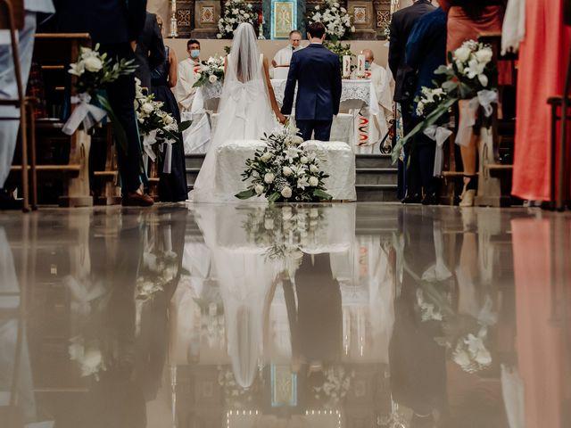 Il matrimonio di Romina e Marco a Gazzada Schianno, Varese 27