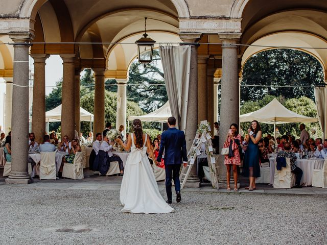 Il matrimonio di Romina e Marco a Gazzada Schianno, Varese 28