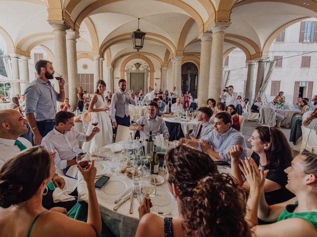 Il matrimonio di Romina e Marco a Gazzada Schianno, Varese 30