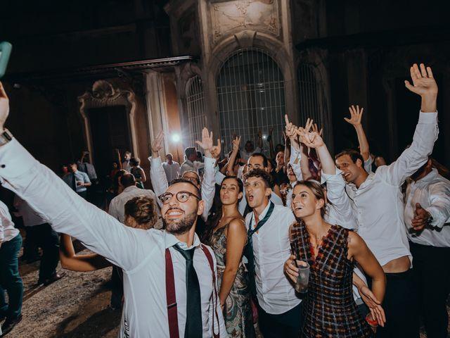 Il matrimonio di Romina e Marco a Gazzada Schianno, Varese 31