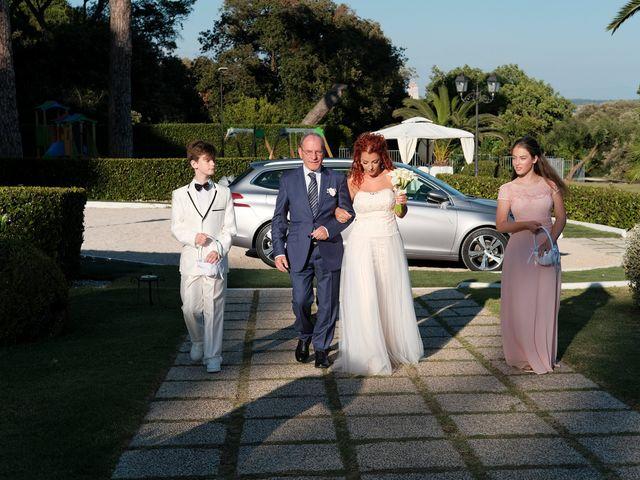 Il matrimonio di Alba e Roberto a Nettuno, Roma 13