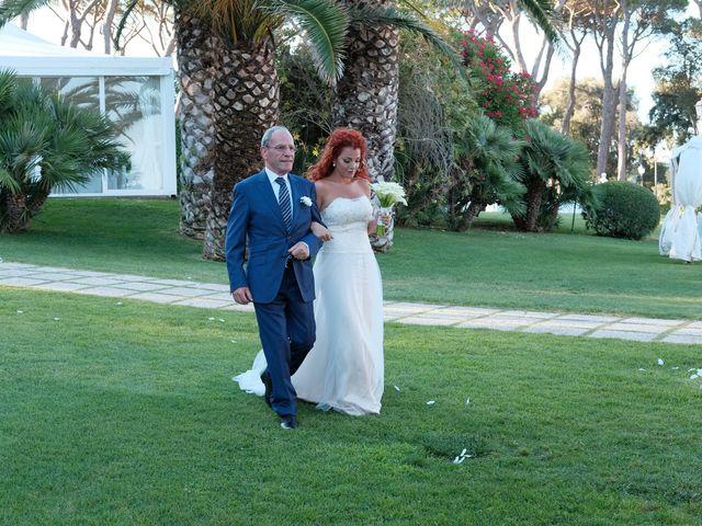 Il matrimonio di Alba e Roberto a Nettuno, Roma 14