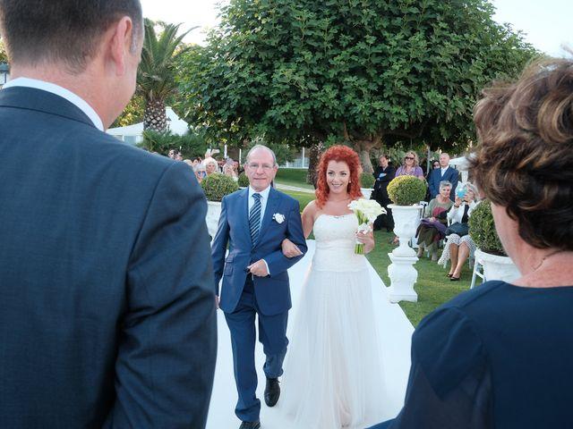 Il matrimonio di Alba e Roberto a Nettuno, Roma 15