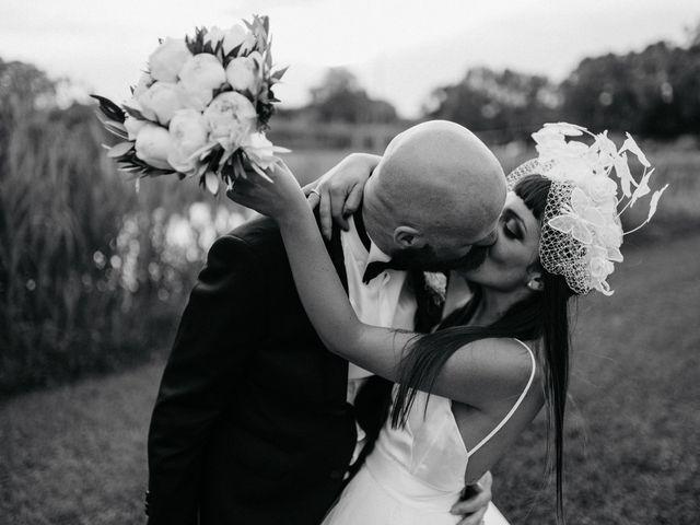 Le nozze di Giulia Pizzi  e Federico Benedetti