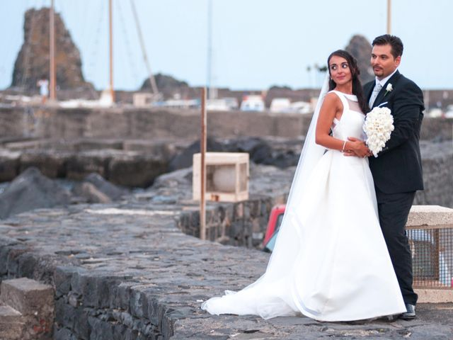 Le nozze di Carla e Dario