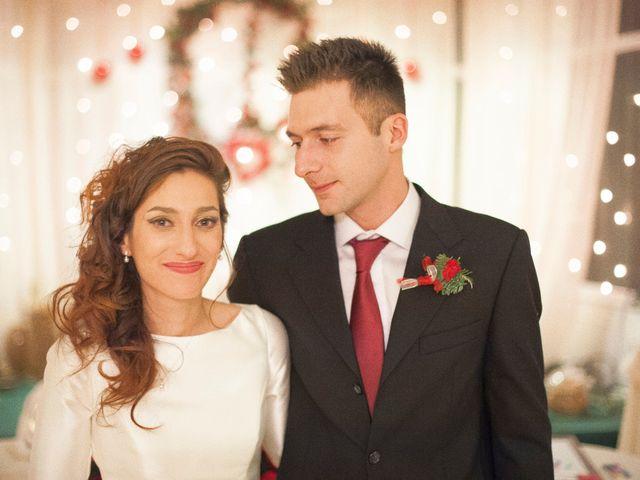 le nozze di Gabriele e Sara