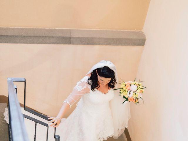 Il matrimonio di Lorenzo e Cristina a Impruneta, Firenze 3