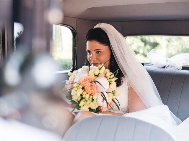 Il matrimonio di Lorenzo e Cristina a Impruneta, Firenze 1