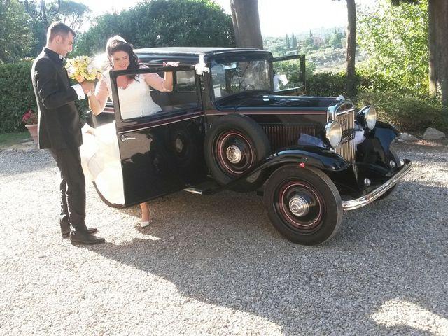 Il matrimonio di Lorenzo e Cristina a Impruneta, Firenze 7