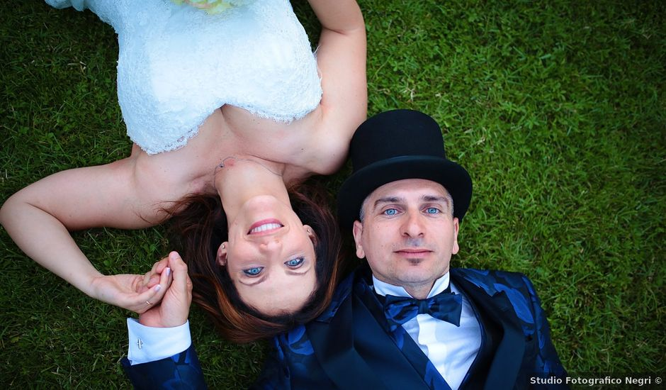 Il matrimonio di Maurizio e Sara a Segrate, Milano
