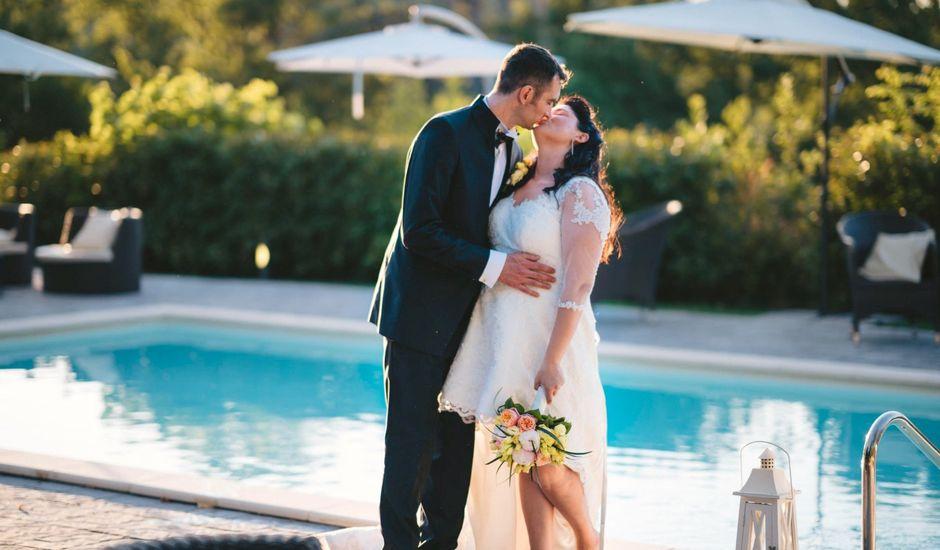 Il matrimonio di Lorenzo e Cristina a Impruneta, Firenze