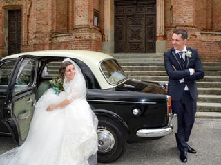 le nozze di Elisa e Gianpiero 1