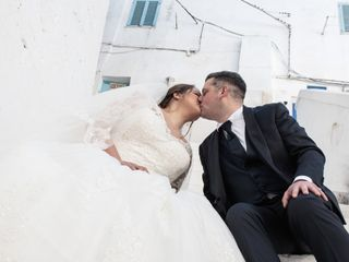 Le nozze di Annalisa e Francesco