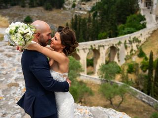 Le nozze di Titti e Daniele
