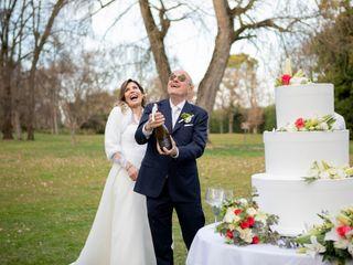 Le nozze di Mariangela e Graziano