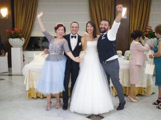 Le nozze di Antonello e Stefania